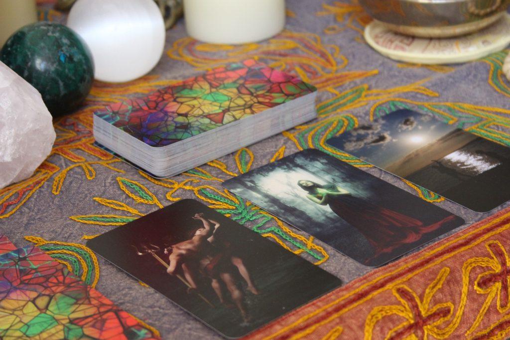Tarot Terapéutico Ancestral